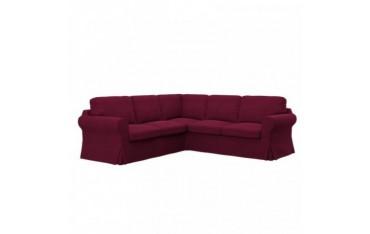 EKTORP Funda para sofá esquina 2+2