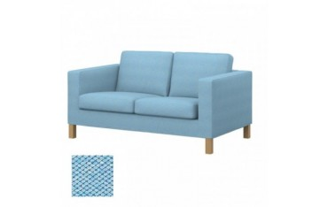 KARLANDA Funda para sofá de 2 plazas