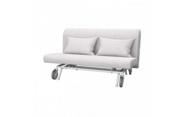 PS Funda para sofá cama de 2 plazas