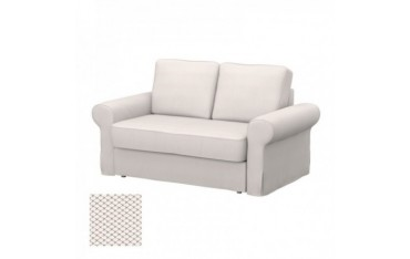 BACKABRO Funda para sofá cama de 2 plazas