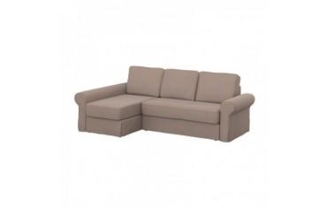 BACKABRO Funda para sofá con chaiselongue