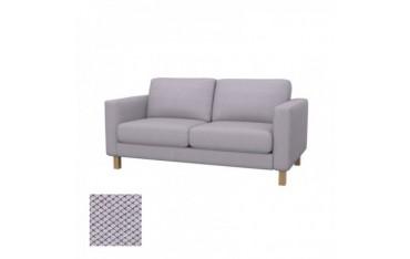 KARLSTAD Funda para sofá de 2 plazas
