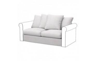 GRONLID Funda para módulos sofá cama de 2 plazas