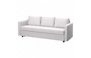 FRIHETEN Funda para sofá cama de 3 plazas