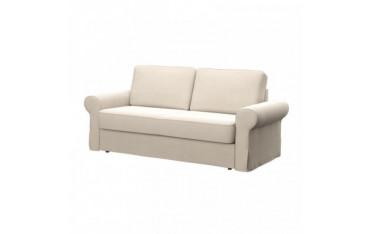 BACKABRO Funda para sofá cama de 3 plazas