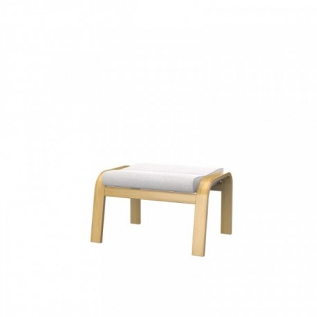 POÄNG Funda para reposapiés - Soferia | Fundas para muebles de IKEA