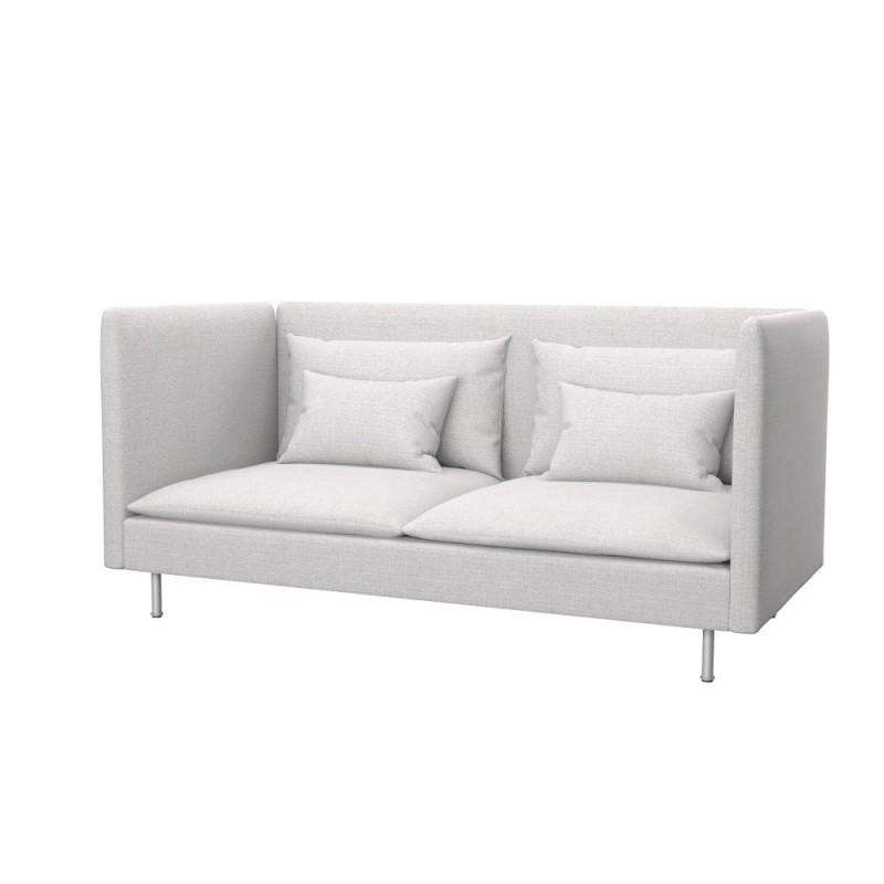 S derhamn funda para sof de 3 plazas espalda alta - Fundas para el sofa ...