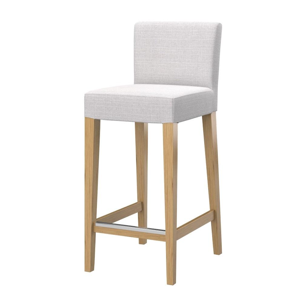 HENRIKSDAL Funda Taburete Alto - Soferia   Fundas para muebles de IKEA