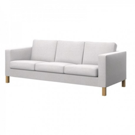 KARLANDA Funda para sofá de 3 plazas