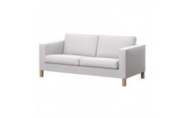 KARLANDA Funda para sofá cama de 2 plazas