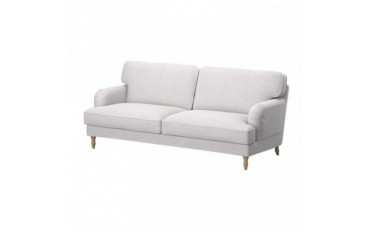 STOCKSUND Funda para sofá de 3 plazas