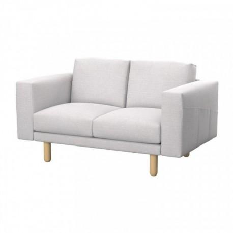 NORSBORG Funda para sofá de 2 plazas