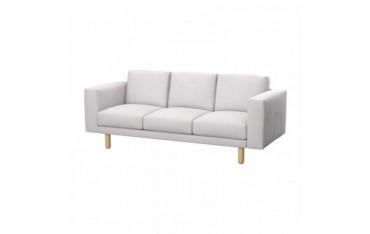 NORSBORG Funda para sofá de 3 plazas